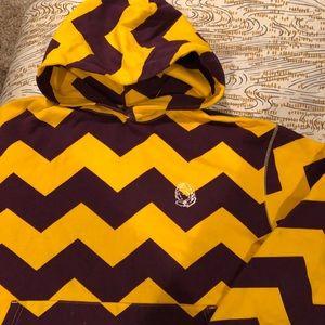 BBC Charlie Brown looking hoodie